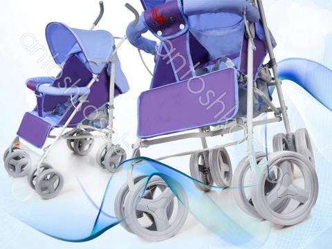Подоббрать коляску трость