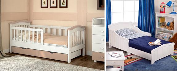 На картинке представлена Кровать для ребенка, которую можно приобрести в магазине Антошка