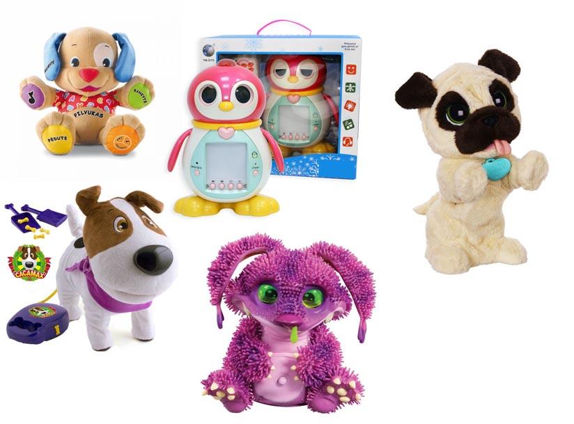 На картинке представлена Интерактивная игрушка, которую можно приобрести в магазине Антошка