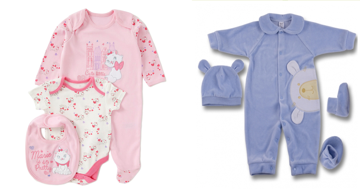 На картинке представлен Интернет магазин для новорожденных одежда, которую можно приобрести в магазине Антошка