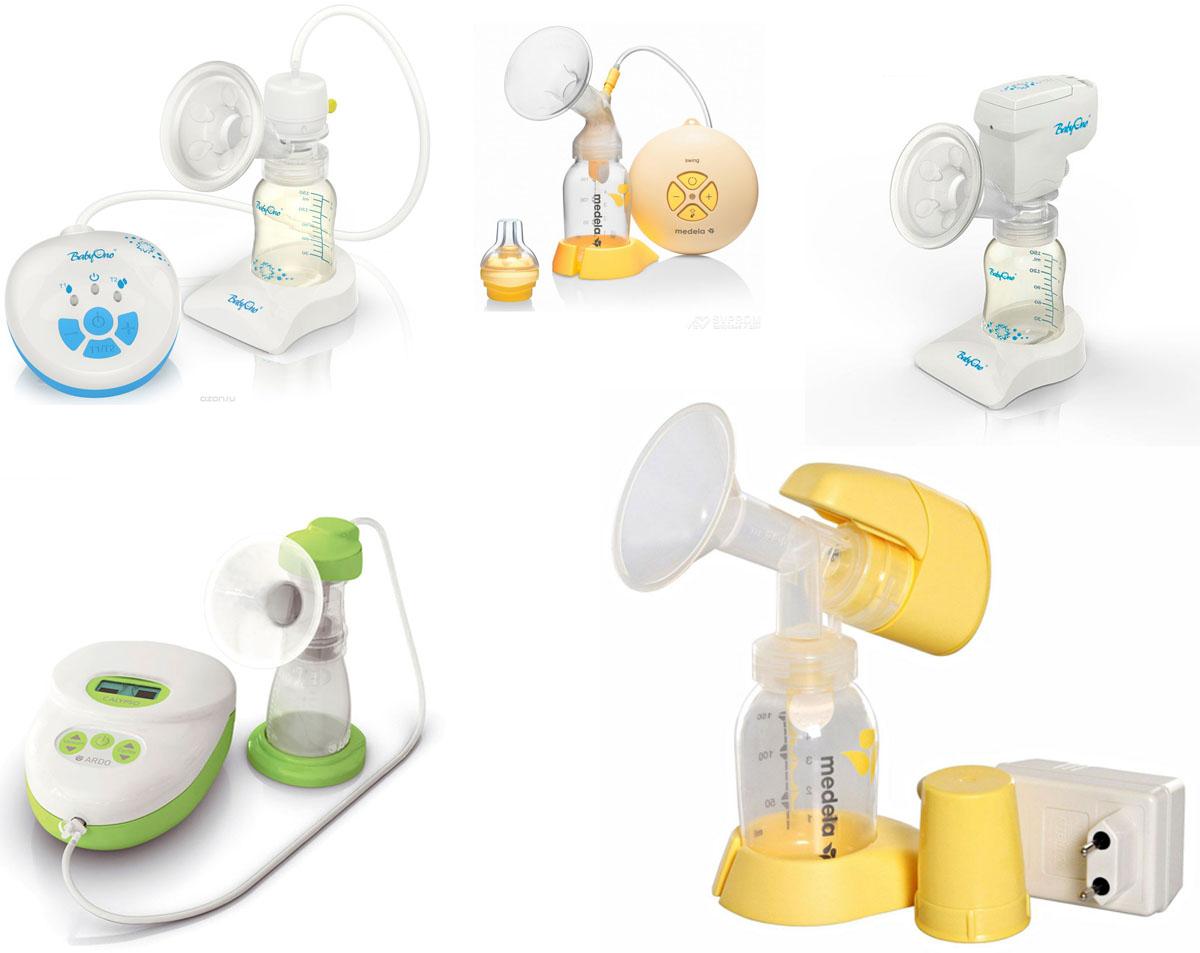На картинке представлен Молокоотсос электрический, который можно приобрести в магазине Антошка
