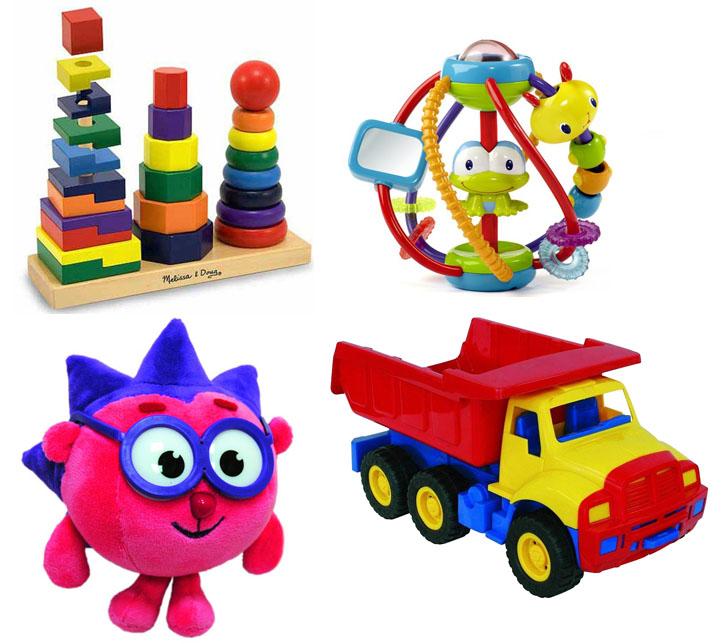 На картинке представлены Игрушки, которые можно приобрести в магазине Антошка