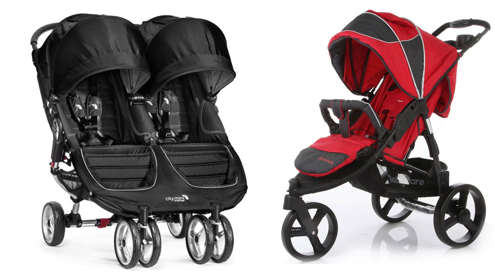 На картинке представлена Коляска baby jogger (Бэби Джоггер), которую можно приобрести в магазине Антошка
