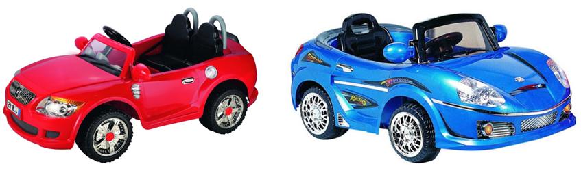 На картинке представлены Детские машины, которые можно приобрести в магазине Антошка