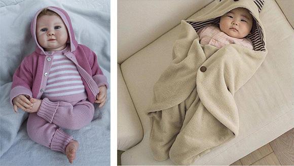 На картинке представлена Одежда для малыша на выписку, которую можно приобрести в магазине Антошка