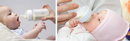 На картинке представлена Бутылочка для малыша, которую можно приобрести в магазине Антошка