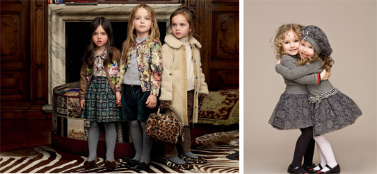 На картинке представлена стильная одежда ребенку, которую можно приобрести в магазине Антошка
