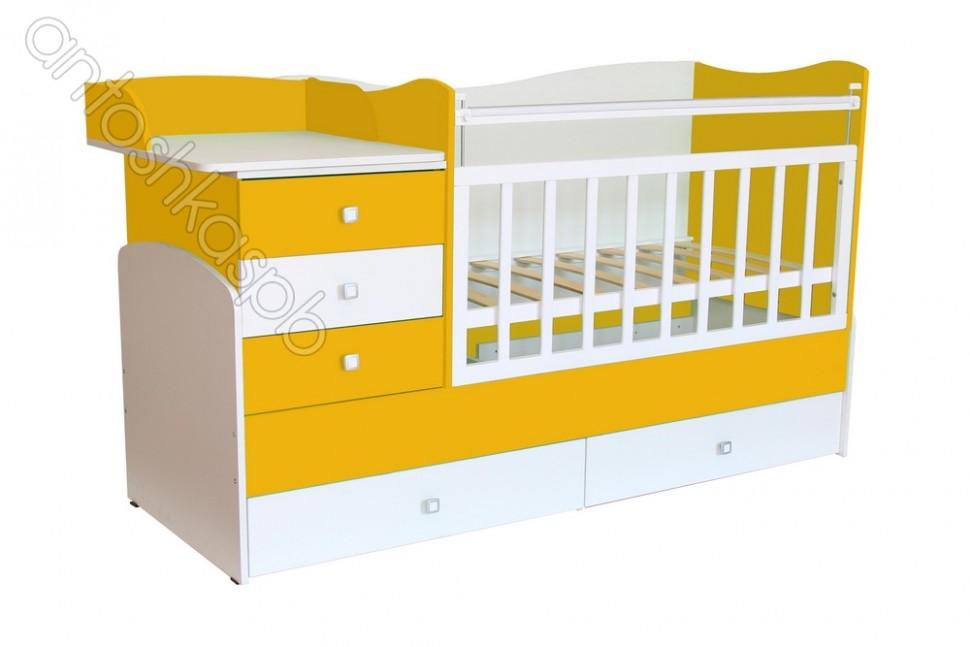 Детские кровати-трансформеры