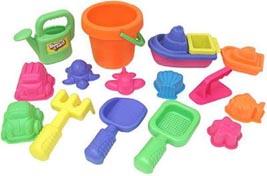 На картинке представлены Игрушки для песочницы, которые можно приобрести в магазине Антошка