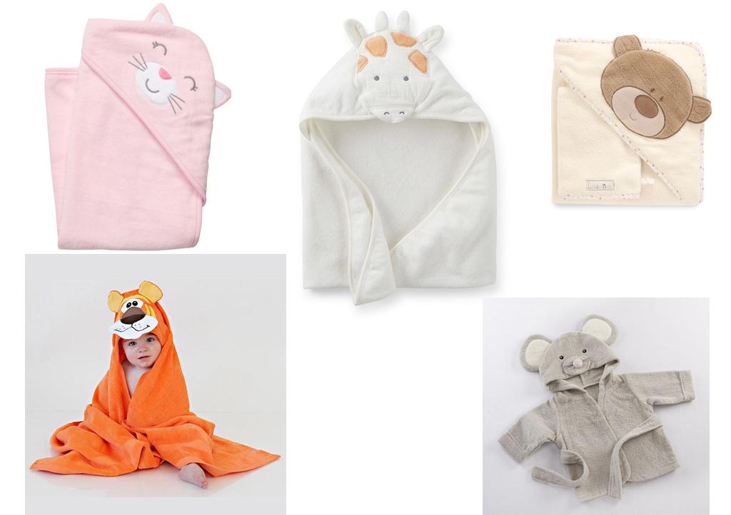 На картинке представлены Полотенца для новорожденных, которые можно приобрести в магазине Антошка