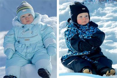 На картинке представлены Финские комбинезоны для детей, которые можно приобрести в магазине Антошка