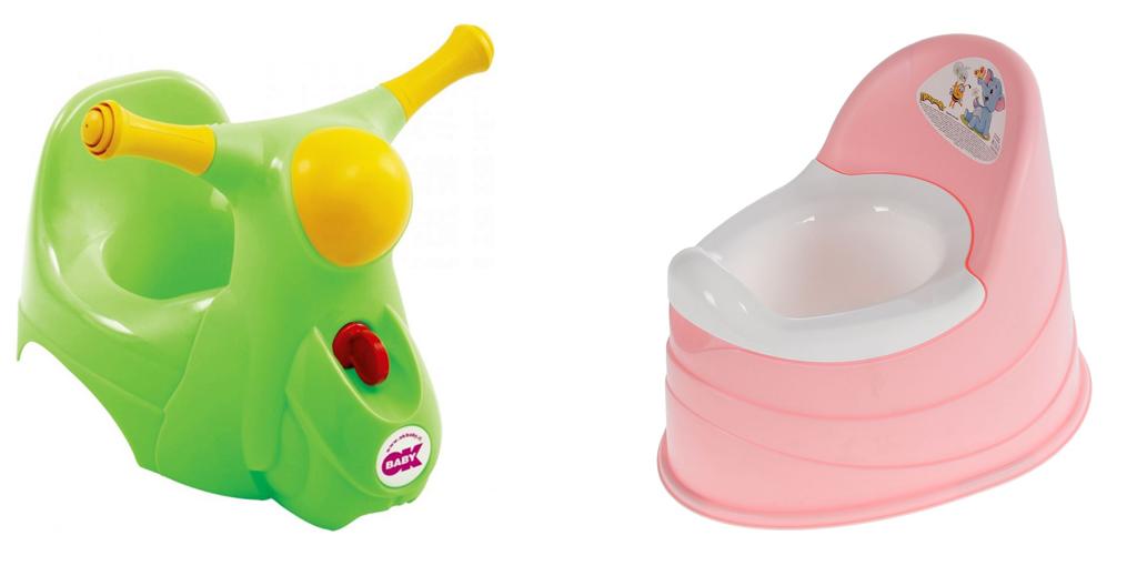 На картинке представлен Горшок для ребенка, который можно приобрести в магазине Антошка