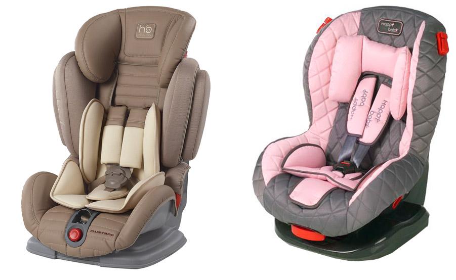 На картинке представлено Автокресло happy baby (хэппи бэби), которое можно приобрести в магазине Антошка