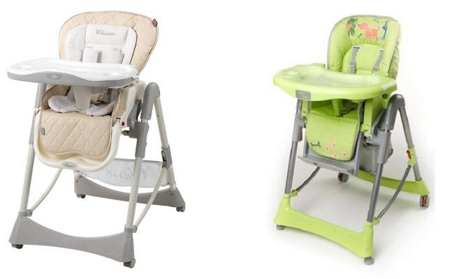 На картинке представлен Стульчик для кормления happy baby (хэппи бэби), который можно приобрести в магазине Антошка