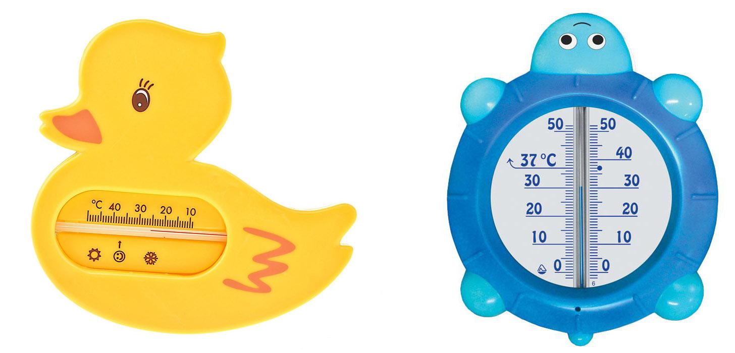 На картинке представлен Термометр для воды, который можно приобрести в магазине Антошка