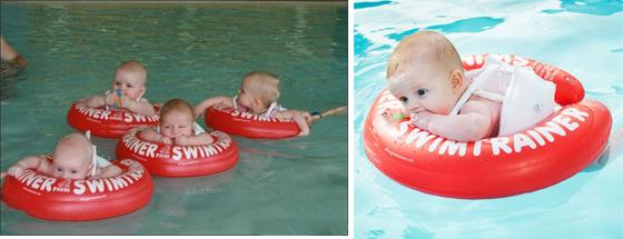 На картинке представлен Swimtrainer (Свимтрэнер), который можно приобрести в магазине Антошка