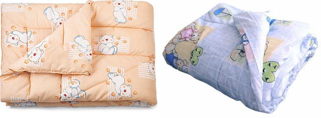 На картинке представлено Детское одеяло, которое можно приобрести в магазине Антошка