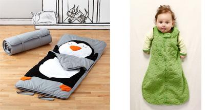 На картинке представлены Спальные мешки для детей, которые можно приобрести в магазине Антошка
