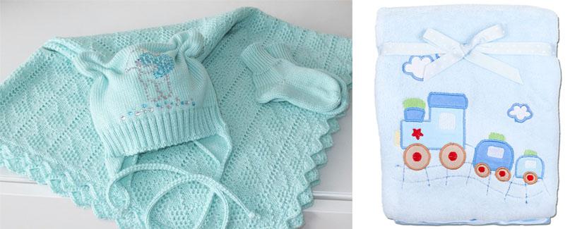 На картинке представлен Плед для новорожденного, который можно приобрести в магазине Антошка