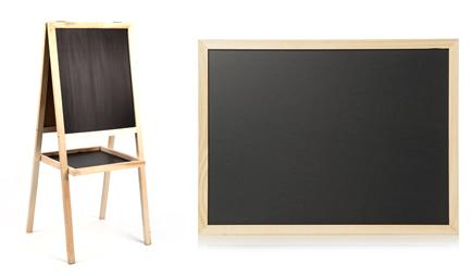 На картинке представлена Доска для рисования мелом, которую можно приобрести в магазине Антошка