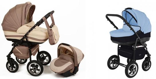 На картинке представлена Adamex (Адамекс) – коляска для вашего малыша, которую можно приобрести в магазине Антошка