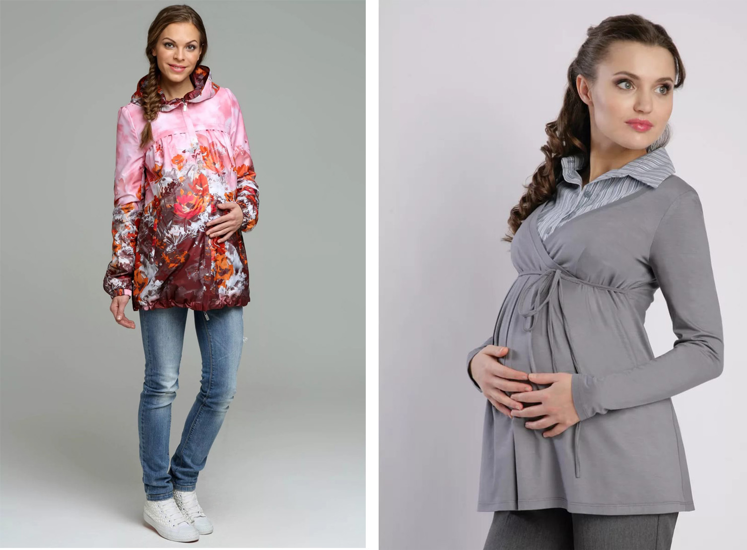 На картинке представлена Одежда для беременных, которую можно приобрести в магазине Антошка