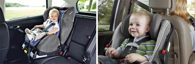 На картинке представлено Автокресло для ребенка, которое можно приобрести в магазине Антошка