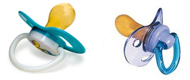 На картинке представлены Соски для детей, которые можно приобрести в магазине Антошка