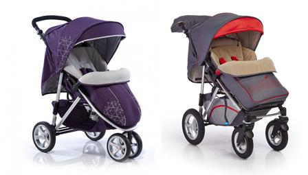 На картинке представлена Детская коляска geoby (джеоби) недорого, которую можно приобрести в магазине Антошка