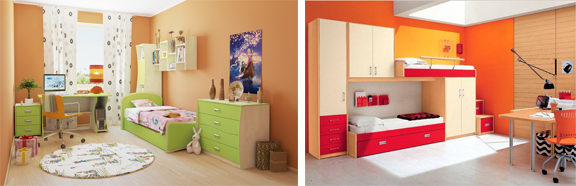 На картинке представлена Детская мебель, которую можно приобрести в магазине Антошка