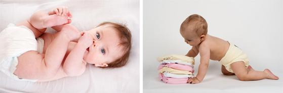 На картинке представленаы Памперсы для ребенка, которые можно приобрести в магазине Антошка
