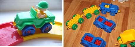 На картинке представлен Детский конструктор фирмы bauer (бауер), который можно приобрести в магазине Антошка