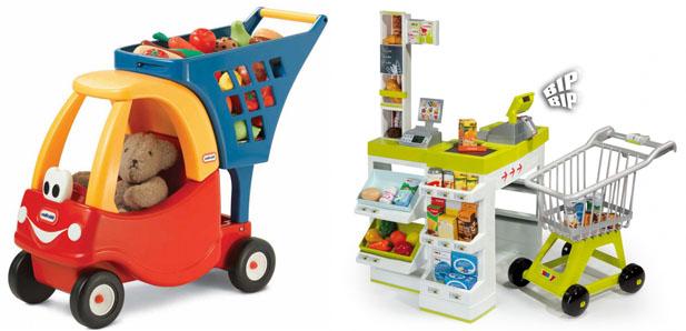 На картинке представлены детские игрушки в интернет-магазине, которые можно приобрести в магазине Антошка