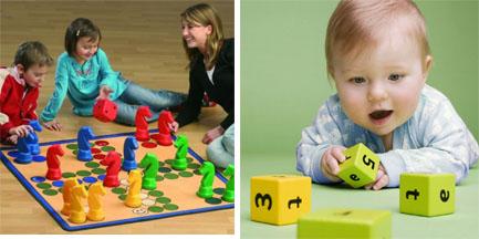 На картинке представлены Детские игрушки , которые можно приобрести в магазине Антошка