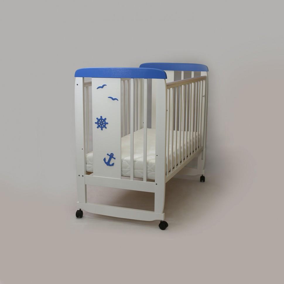 Кроватка детская Соня-2 Юнга