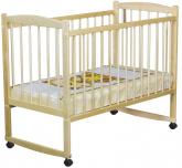 Кроватка детская для новорожденных Колибри КС