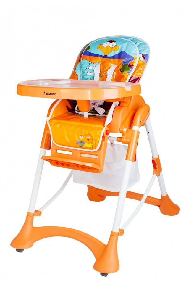 Cтульчик Bambino Fly (Orange)