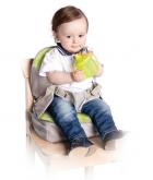 Детский стульчик-сумка Жирафики для кормления и путешествий 939428