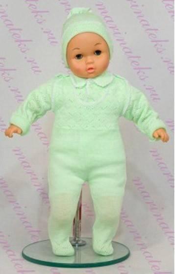 Купить комплект вязаный для новорожденного в супермаркетах Антошка