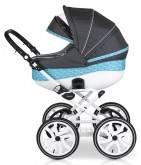 Детская коляска 2 в 1 Snolly Focus Classic