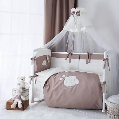 балдахины на детскую кроватку фото