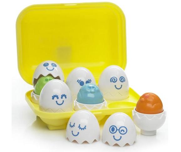 Развивающая игрушка яйца томи