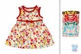 Платье для новорожденной кулирка Умка+ 391