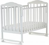 Кроватка СКВ-Компани 12011х Берёзка New белый