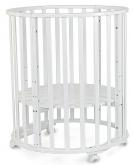 Кровать-трансформер детская круглая с маятником СКВ 10