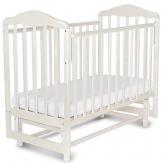 Кроватка СКВ-Компани Берёзка New 124001 белый