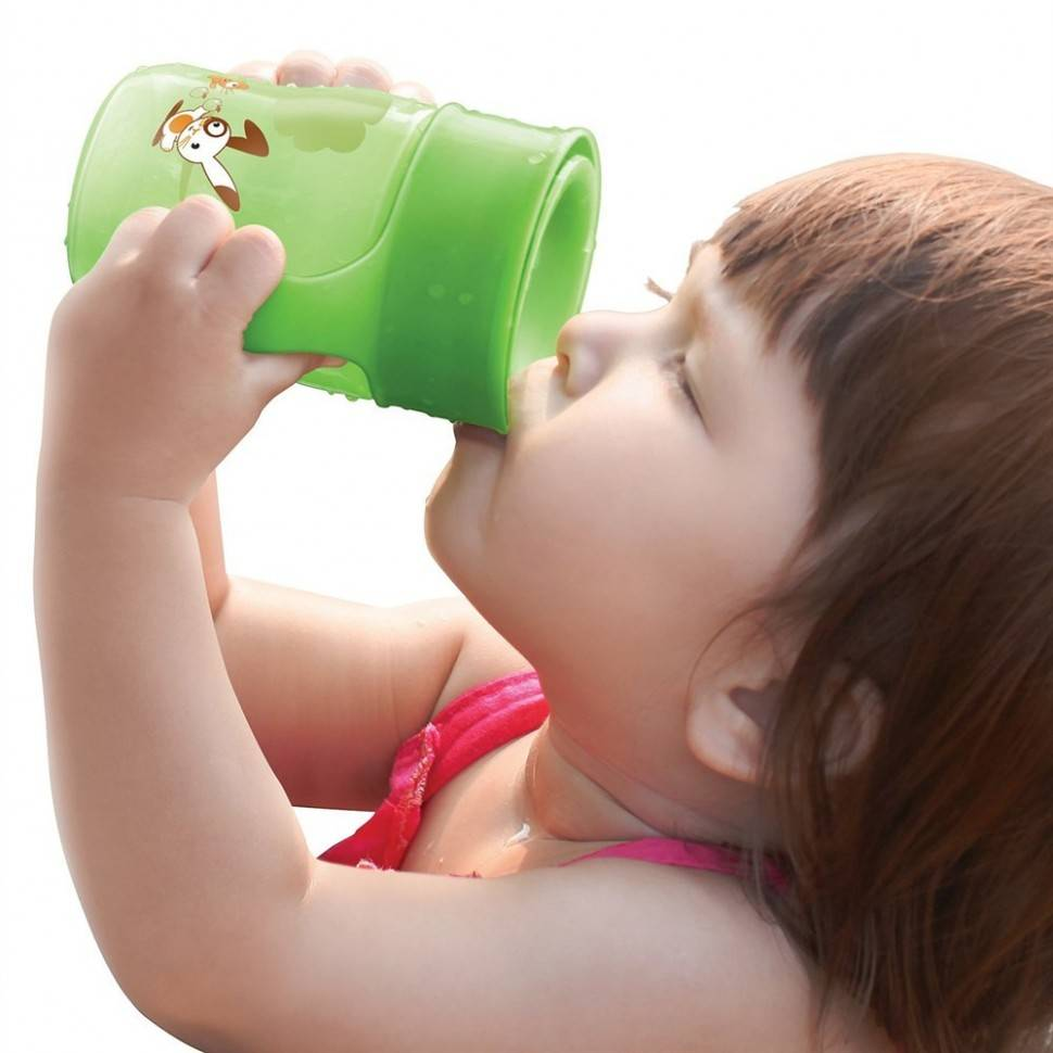 Первая кружка ребенку фото