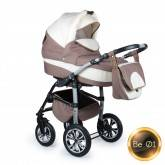 Детская коляска 2 в 1 Alis Berta