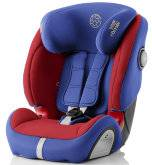 Автокресло детское 9-36 кг. Britax Roemer Evolva 123 SL SICT Isofix Football Edition Highline