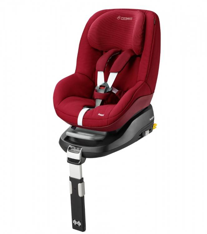 Детское автокресло 9-18 кг Maxi-Cosi Pearl Robin Red